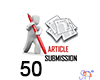 50 Article Submission