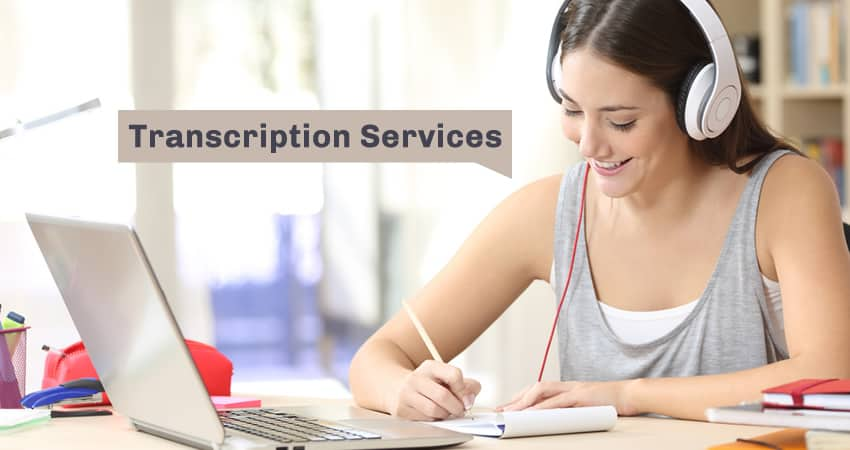 Transcription Services - Sena International